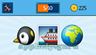 EmojiNation: Emojis Penguin, Boat, World Map (Focused on Africa)  Answer