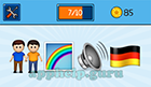 EmojiNation: Emojis Gay Couple, Rainbow, Speaker, German Flag  Answer