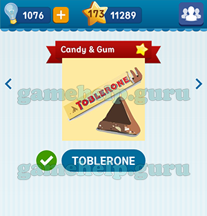 Food Quiz (Trivia Box): USA/Worldwide: Pack 2 Level 2 Answer - Game