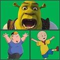 Guess Cartoon Characters