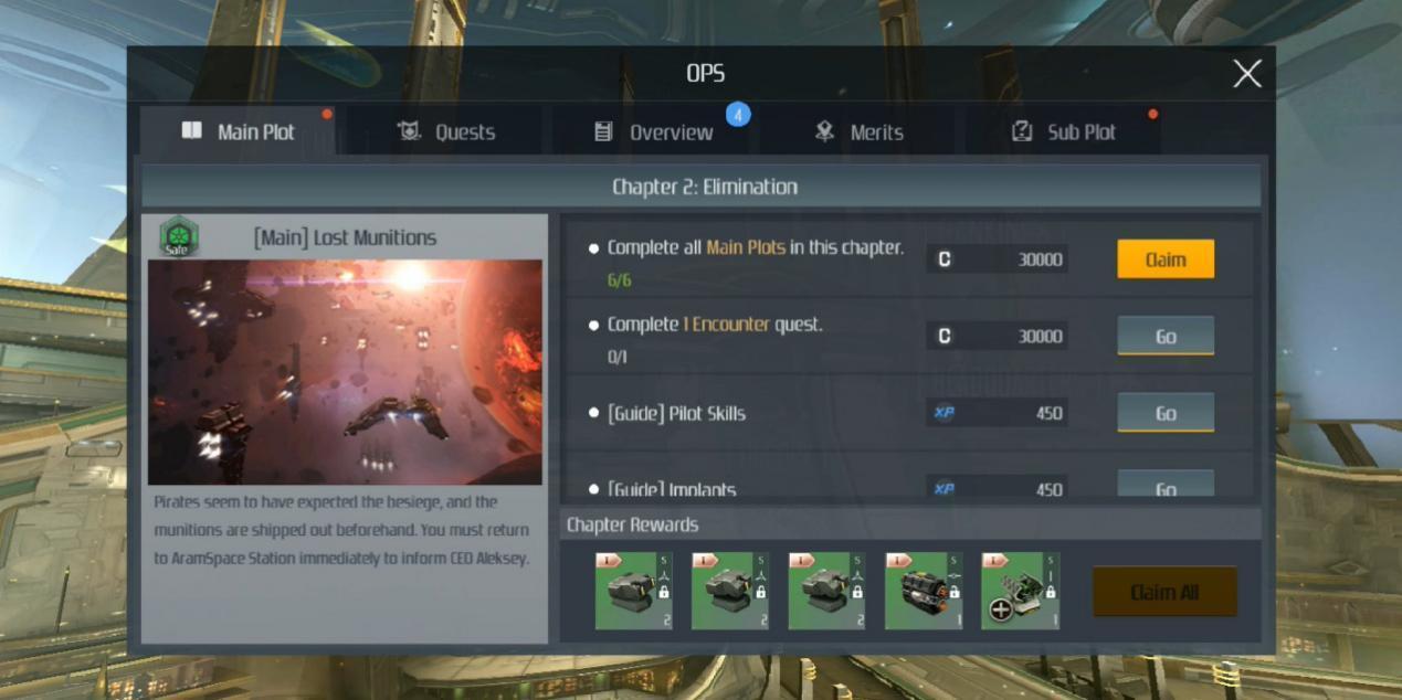 Second Galaxy Screenshot 3