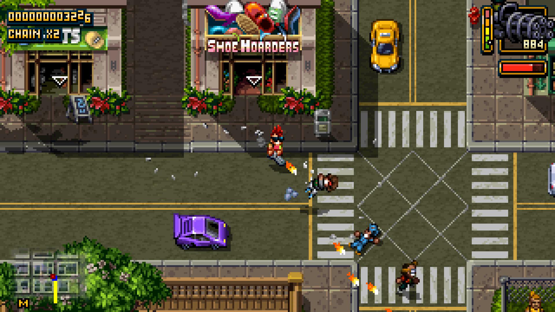Shakedown: Hawaii Screenshot 3
