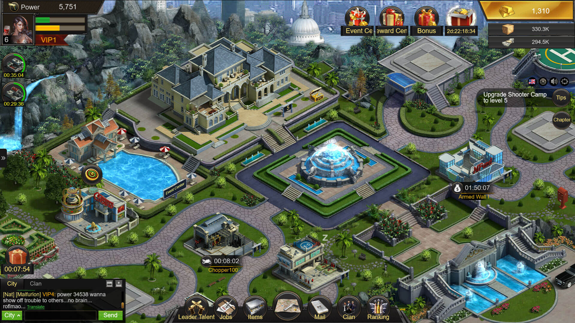 Mafia City Screenshot 2
