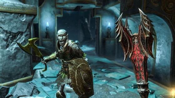 The Elder Scrolls: Blades Screenshot 1