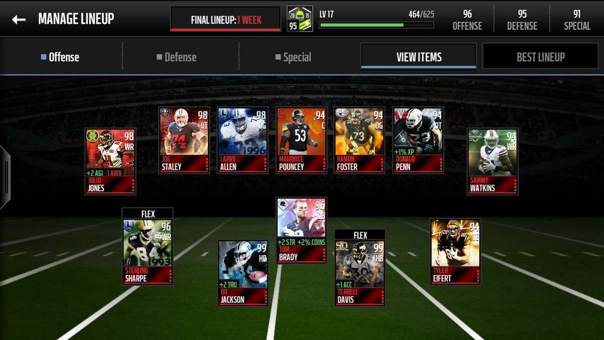 Madden Screenshot 3
