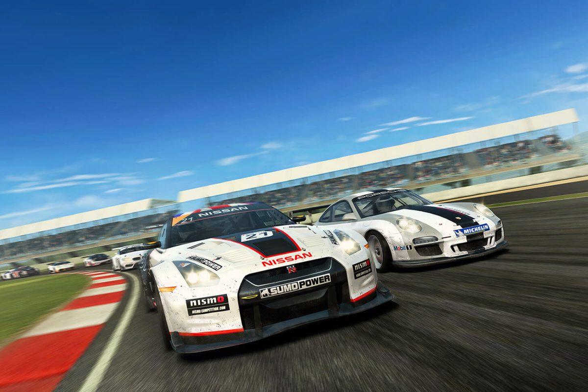 Real Racing Screenshot 1
