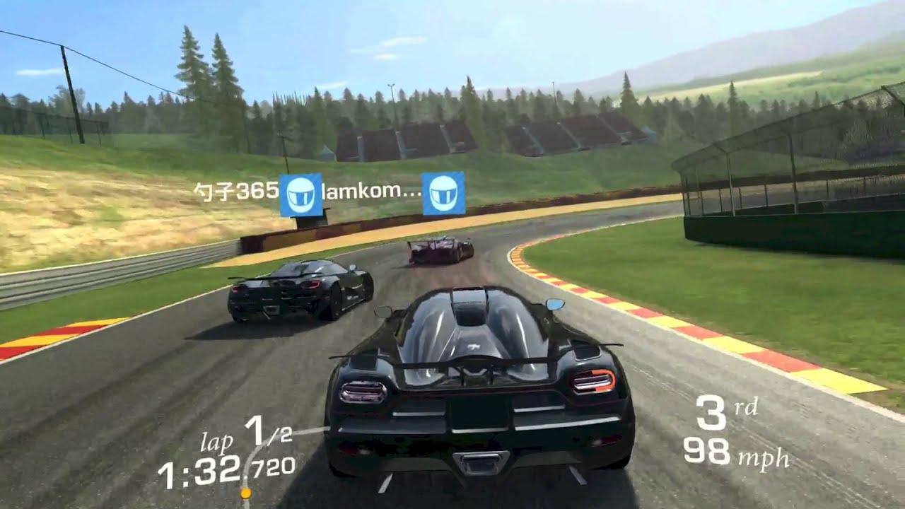 Real Racing Screenshot 2