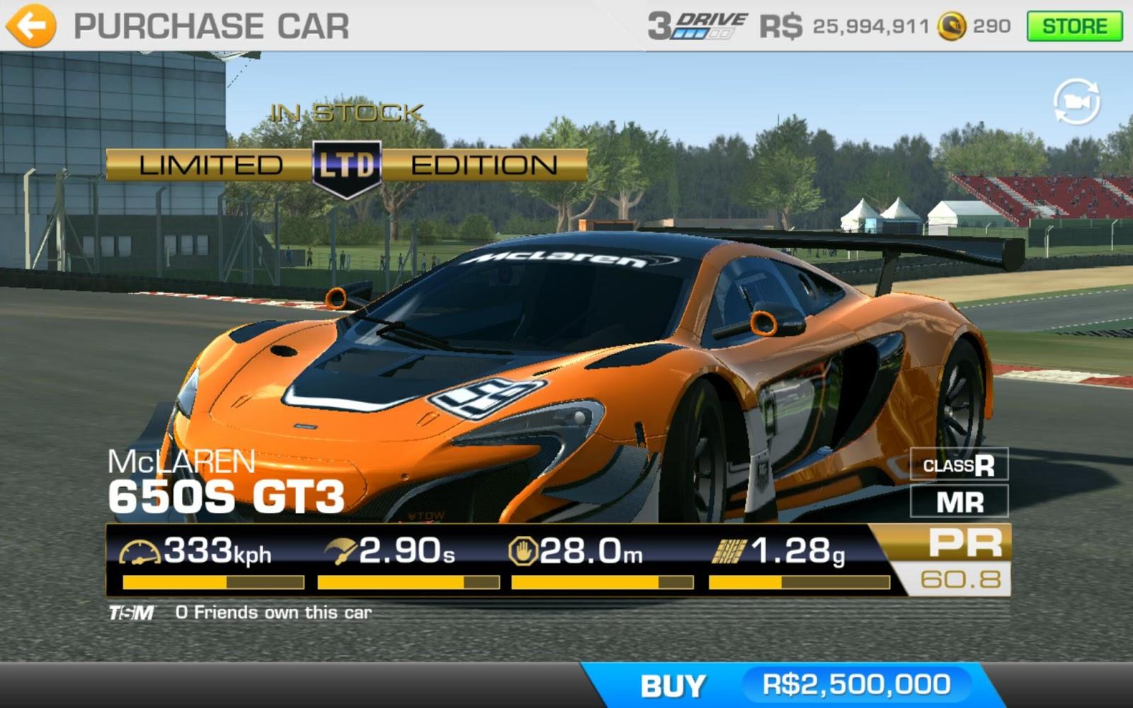 Real Racing Screenshot 4