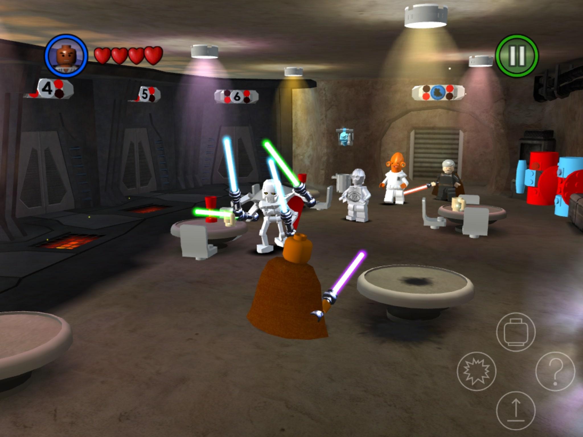 Lego Star Wars: TCS Screenshot 1