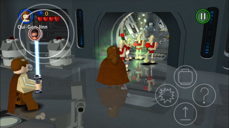 Lego Star Wars: TCS Screenshot 3