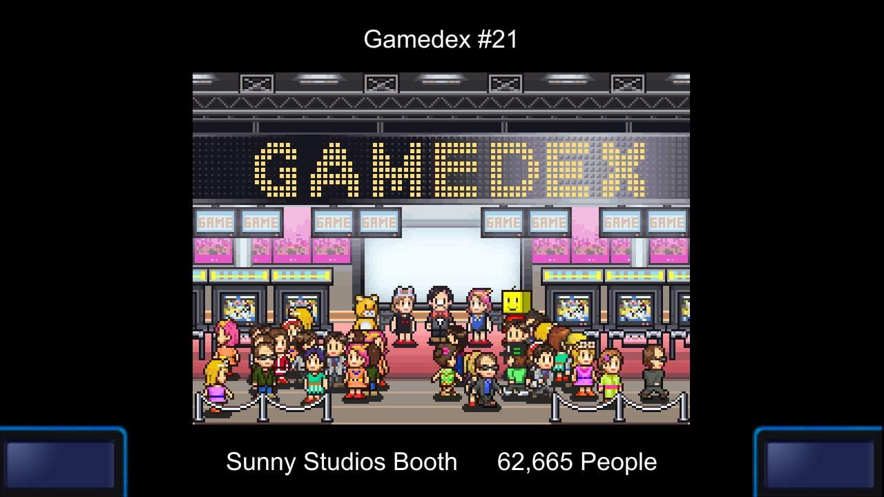 Game Dev Story Screenshot 2