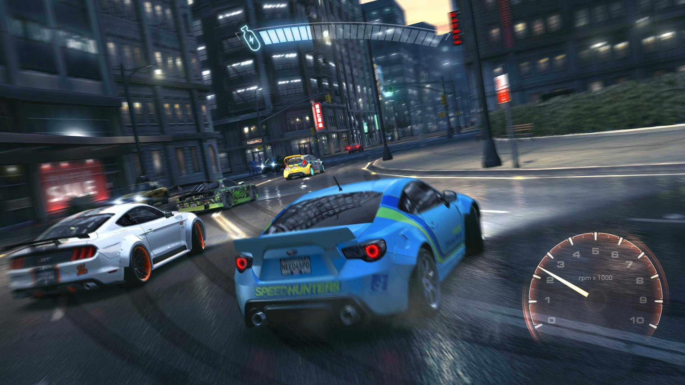 Need For Speed Screenshot 1
