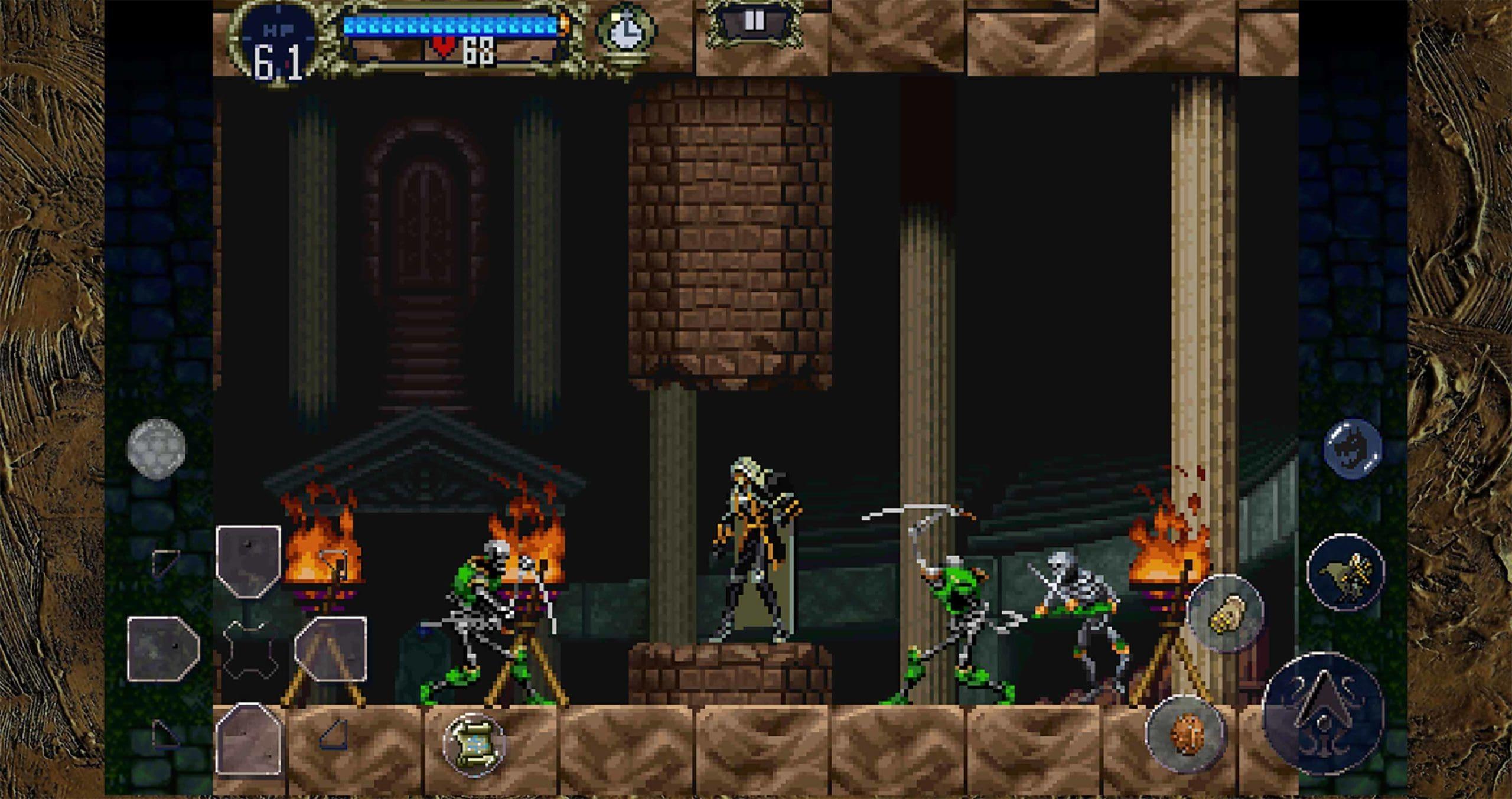Castlevania: Symphony of the Night Screenshot 2