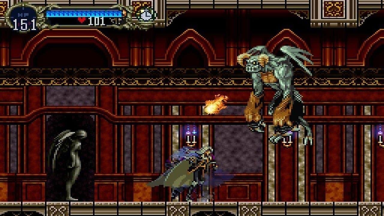 Castlevania: Symphony of the Night Screenshot 3