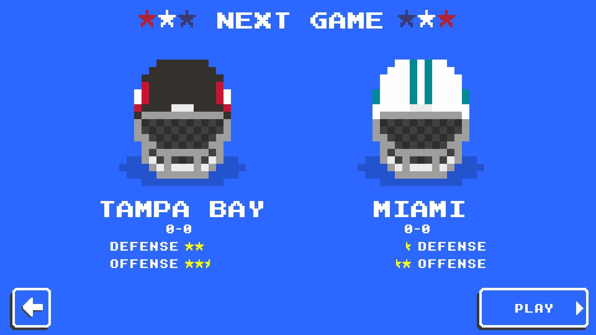 Retro Bowl Screenshot 2