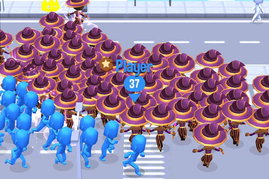 Crowd City Screenshot 1