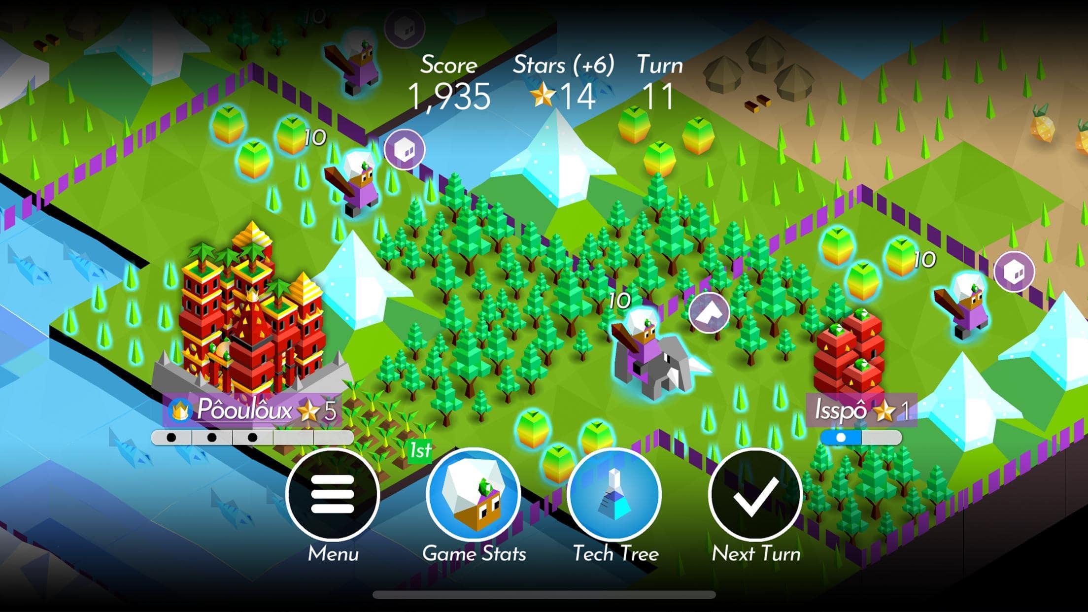 Polytopia Screenshot 3