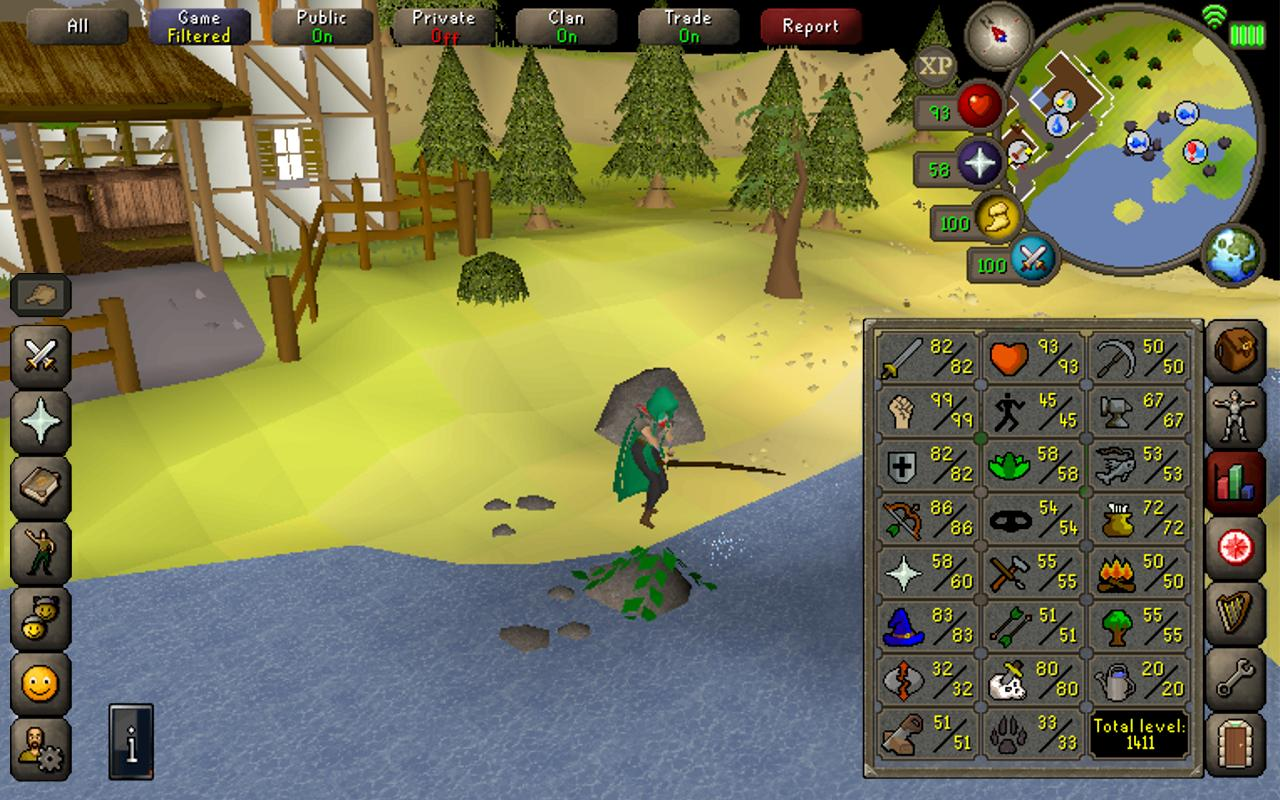 RuneScape Screenshot 2