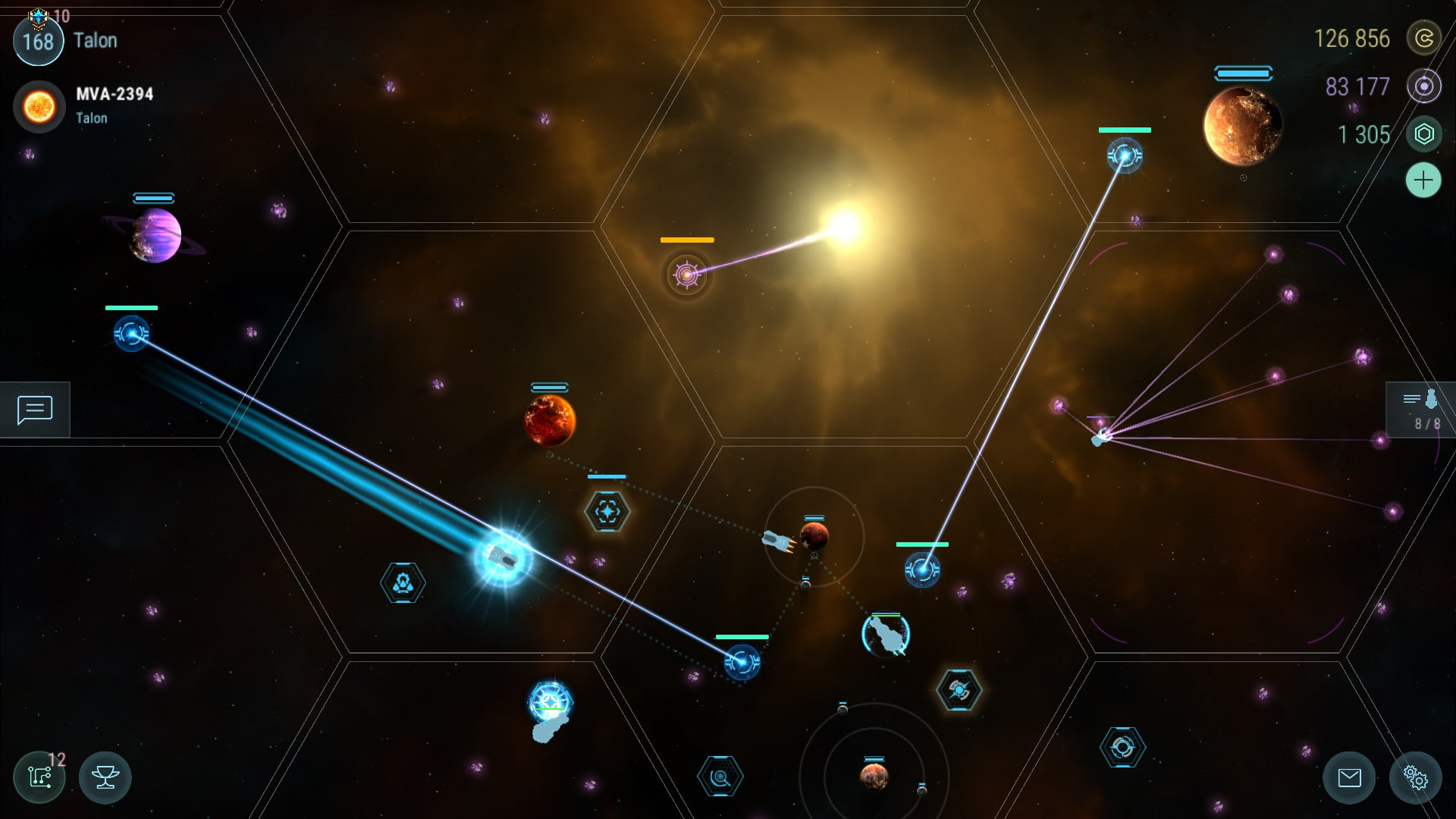 Hades' Star Screenshot 3