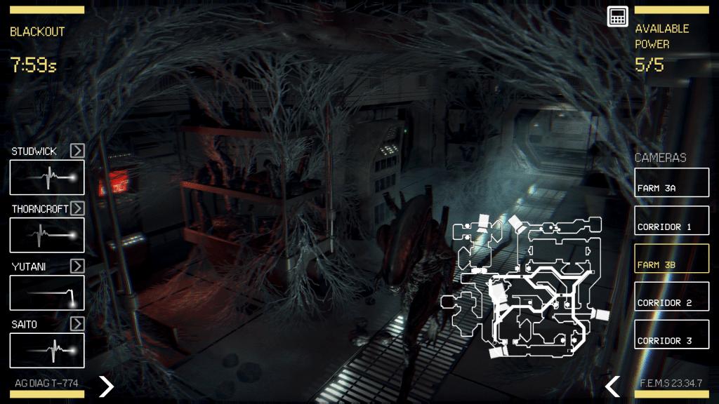 Alient Blackout Screenshot 1