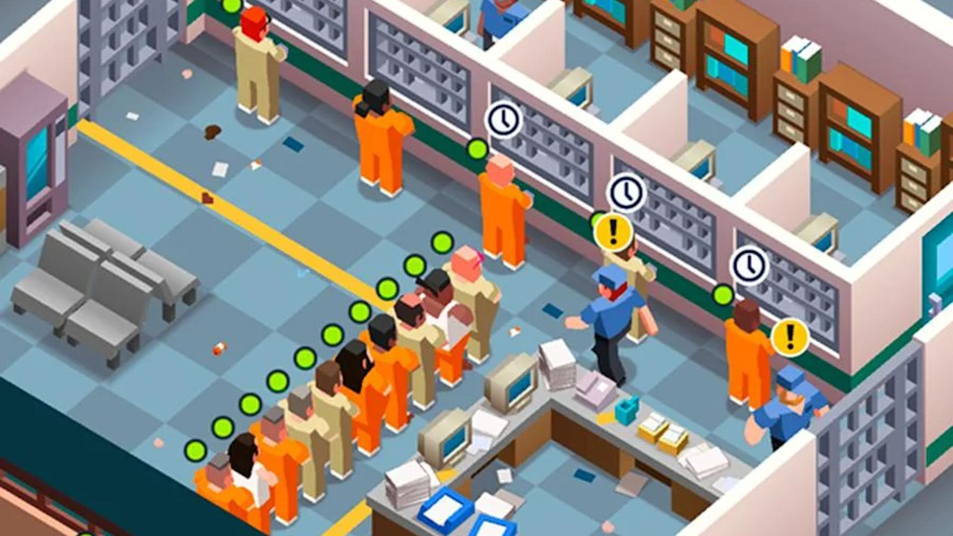 Prison Empire Tycoon Screenshot 1