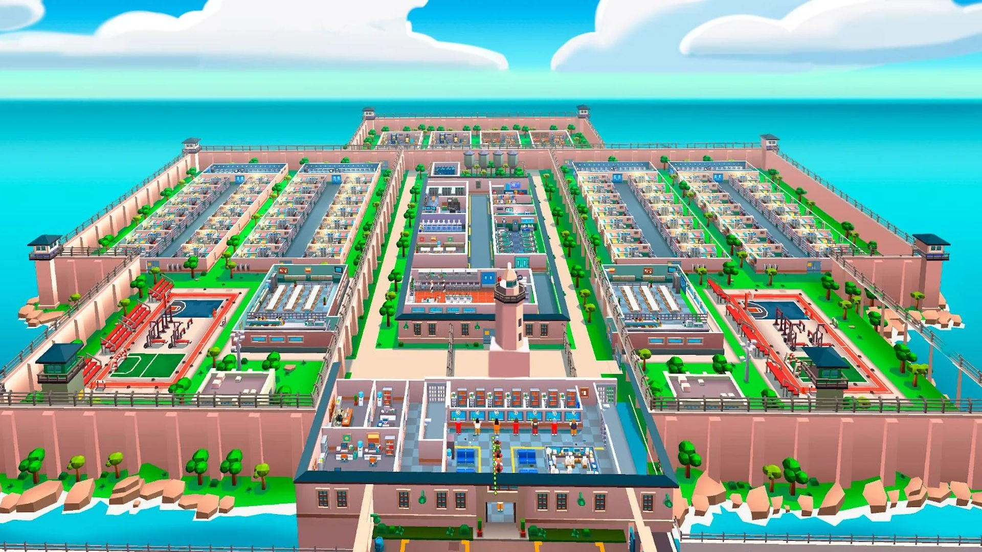 Prison Empire Tycoon Screenshot 2
