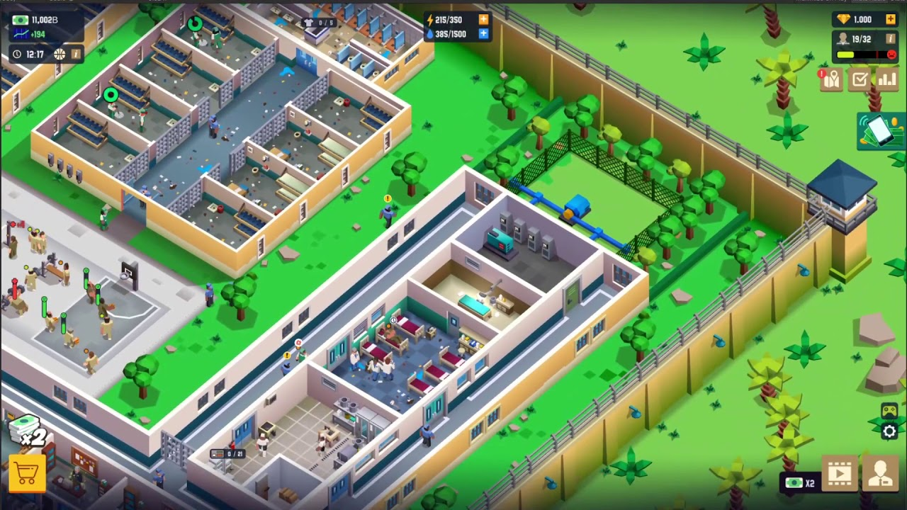Prison Empire Tycoon Screenshot 3