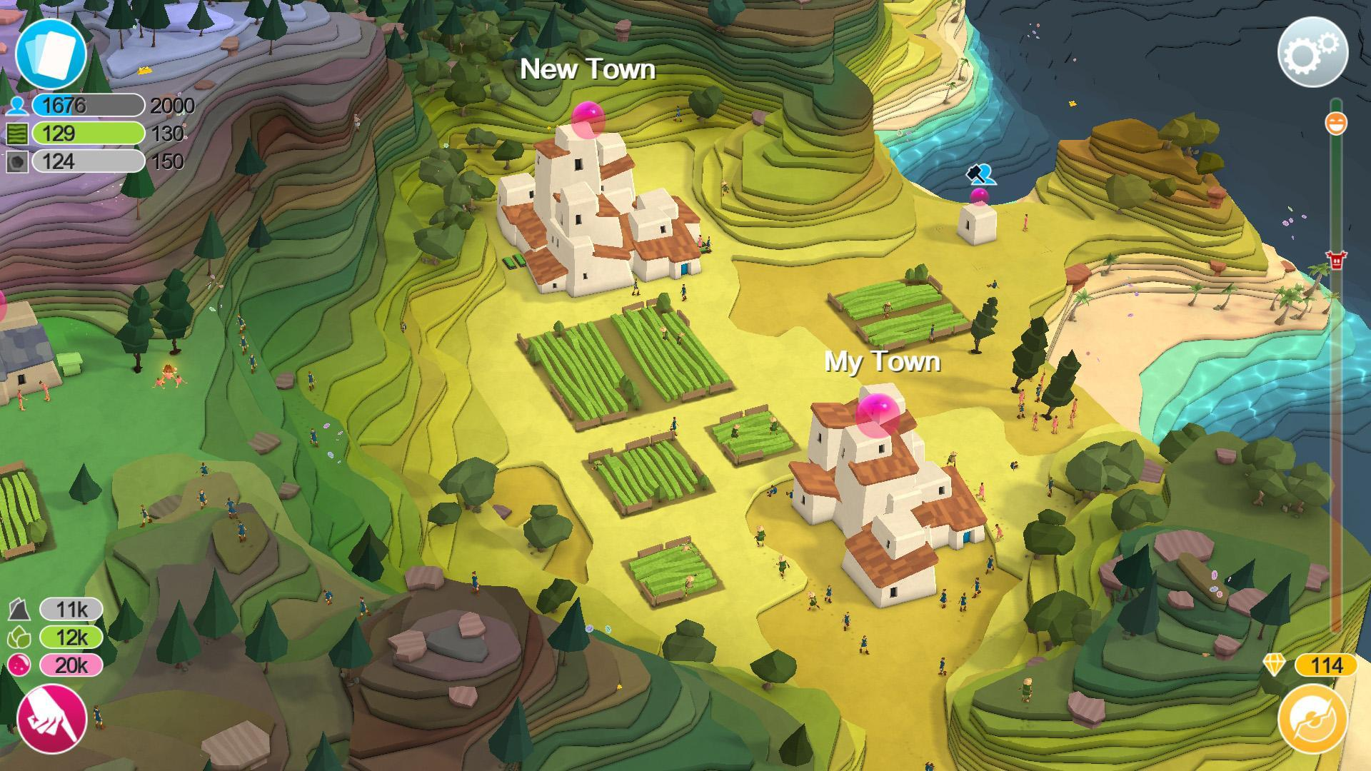 Godus Screenshot 2