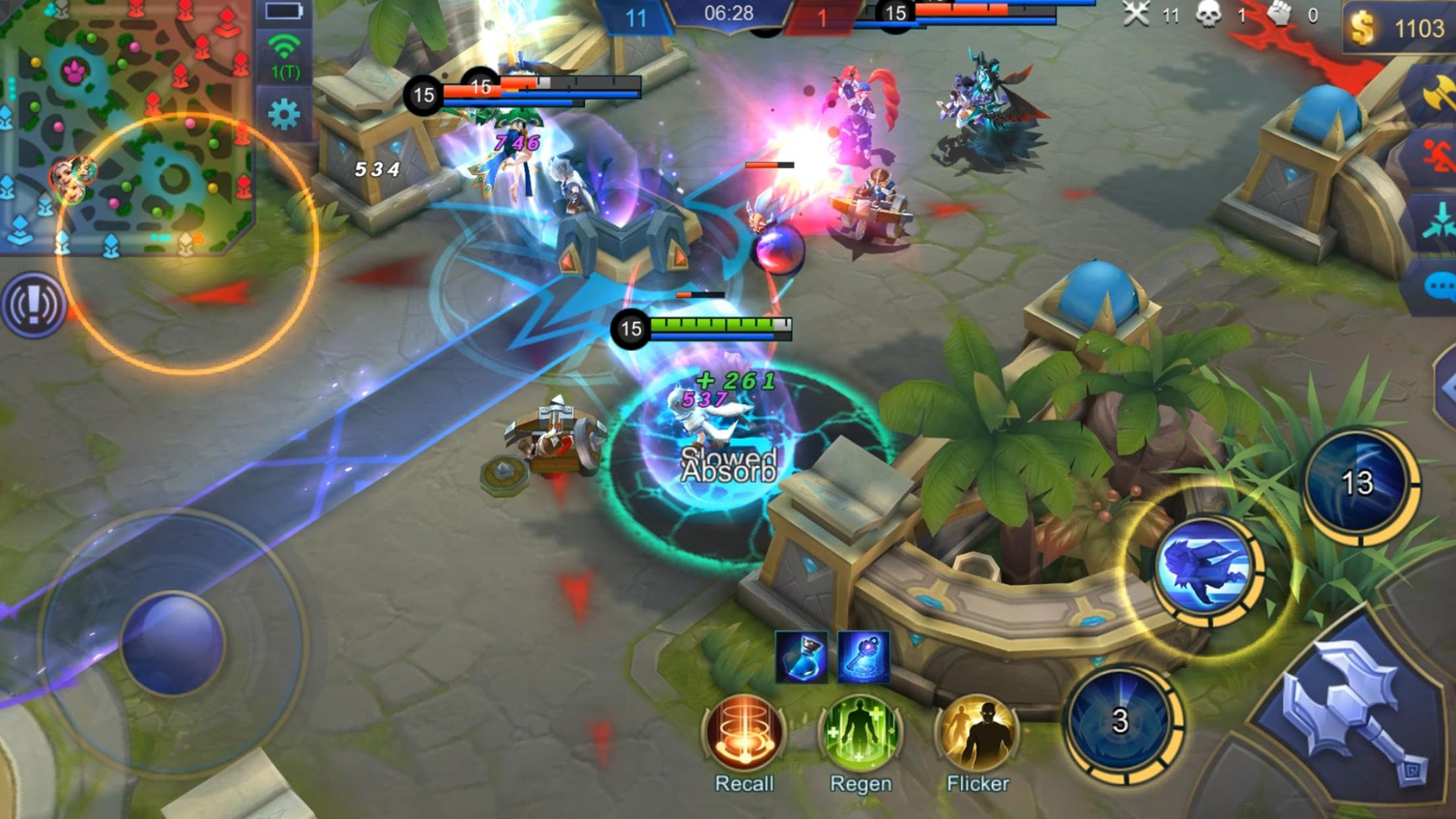 Mobile Legends Screenshot 1