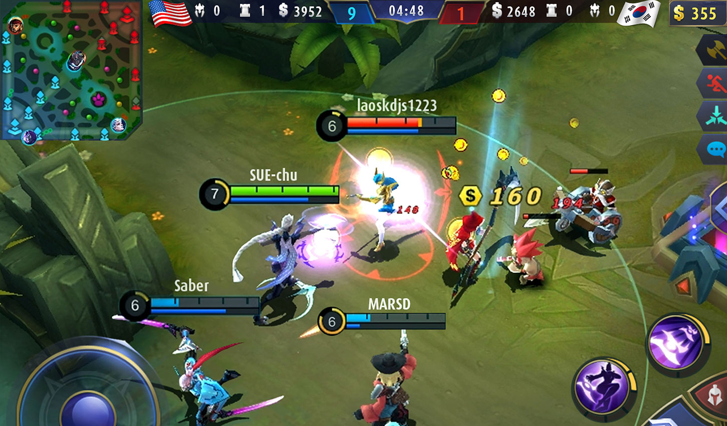 Mobile Legends Screenshot 2