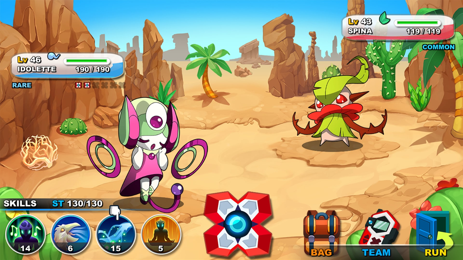 Nexomon Screenshot 1
