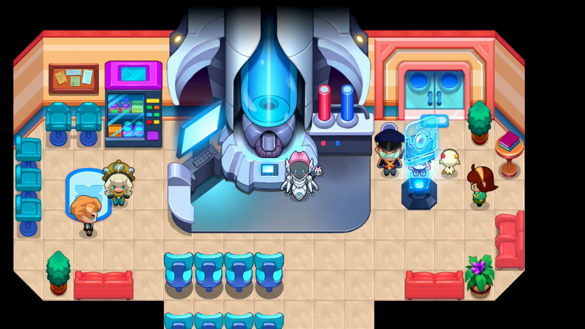 Nexomon Screenshot 3