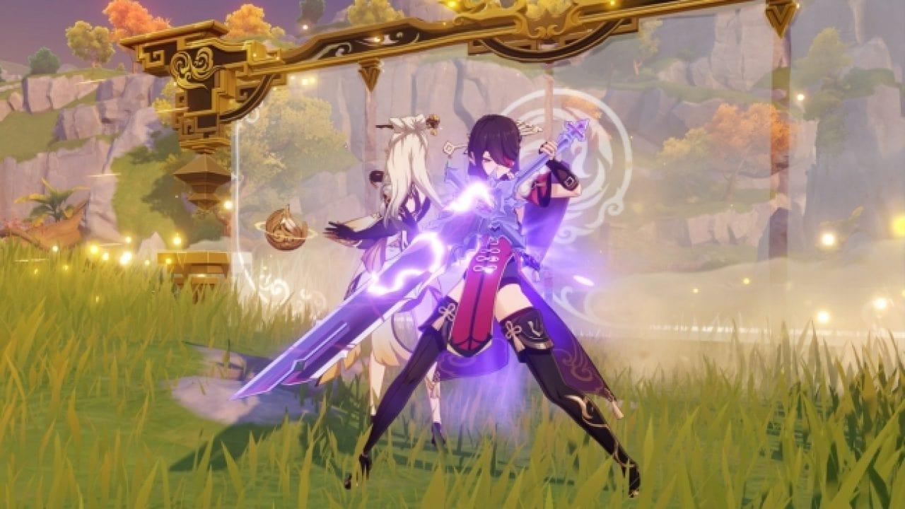Genshin Impact Screenshot 2