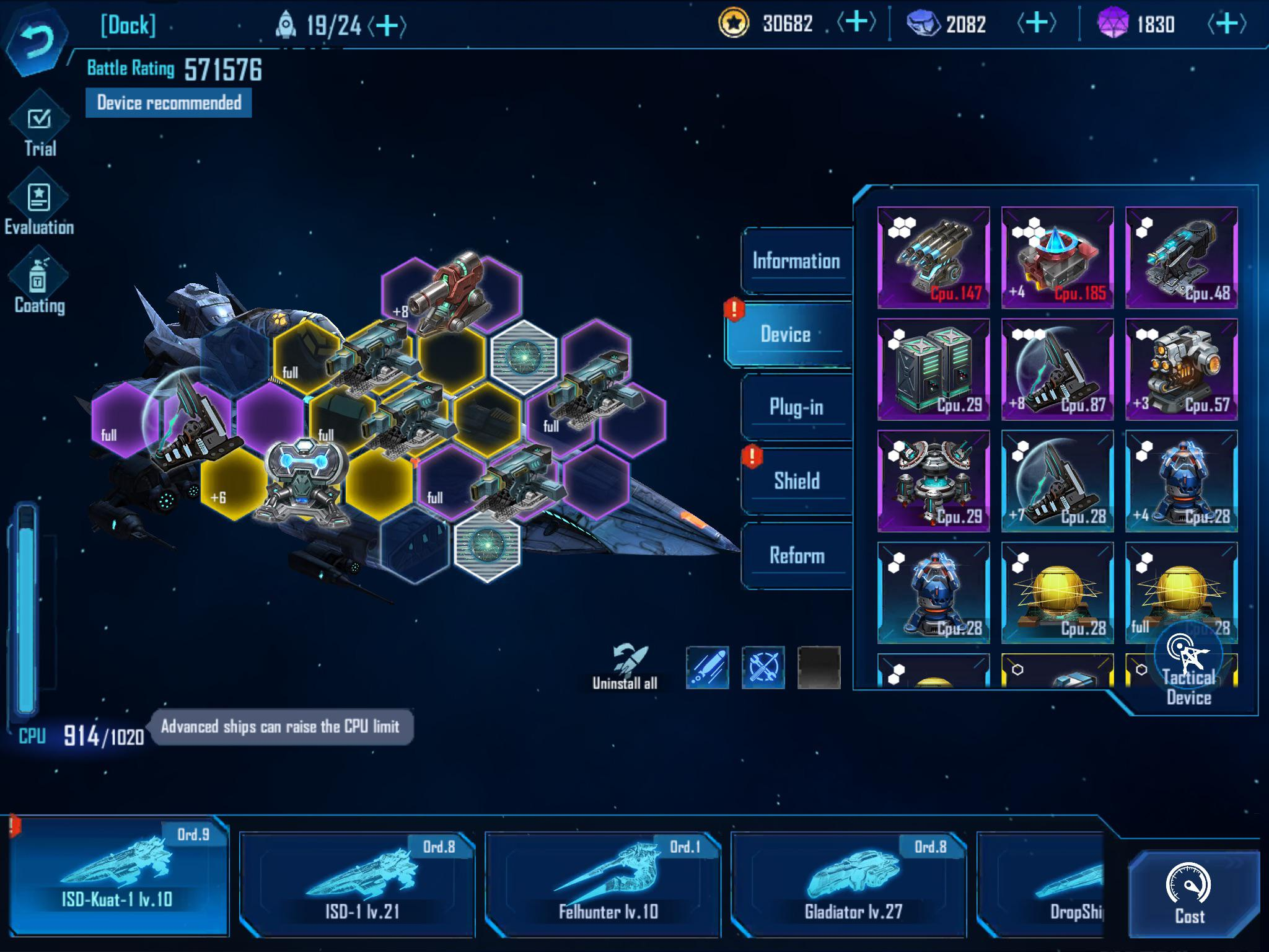 Galaxy Reavers 2 Screenshot 1