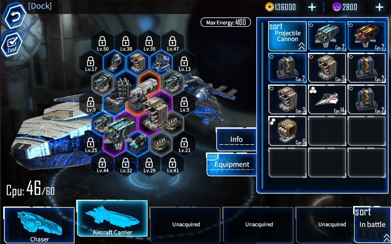 Galaxy Reavers 2 Screenshot 3