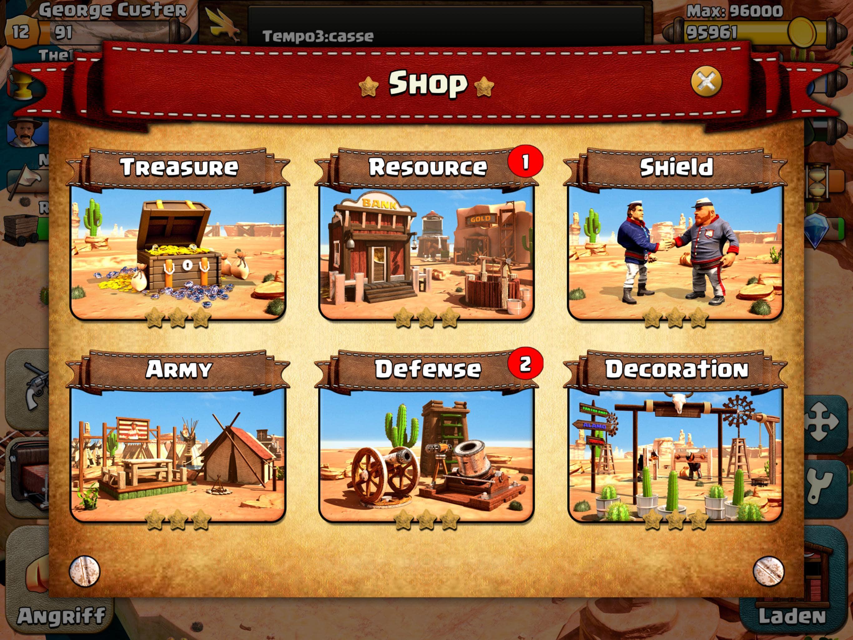 Wild West Heroes Screenshot 3