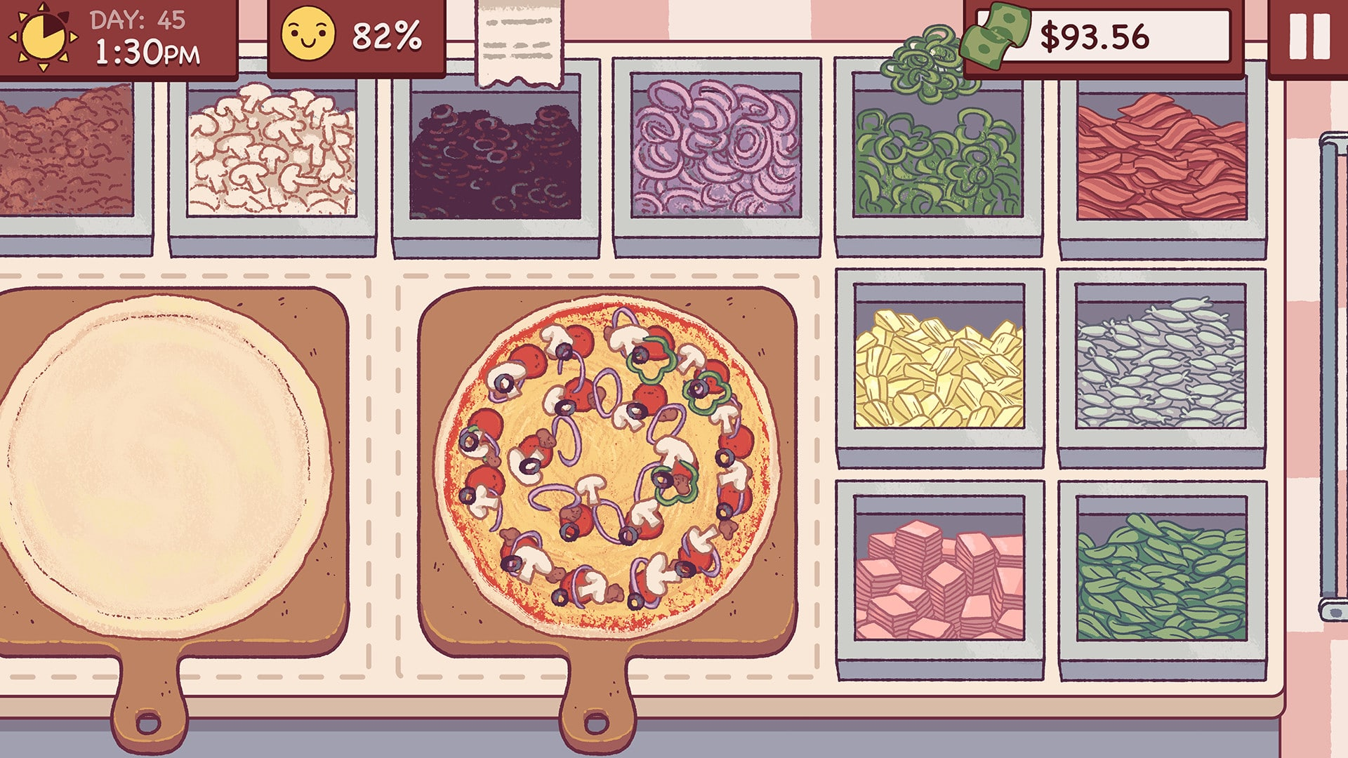 Pizza Screenshot 1