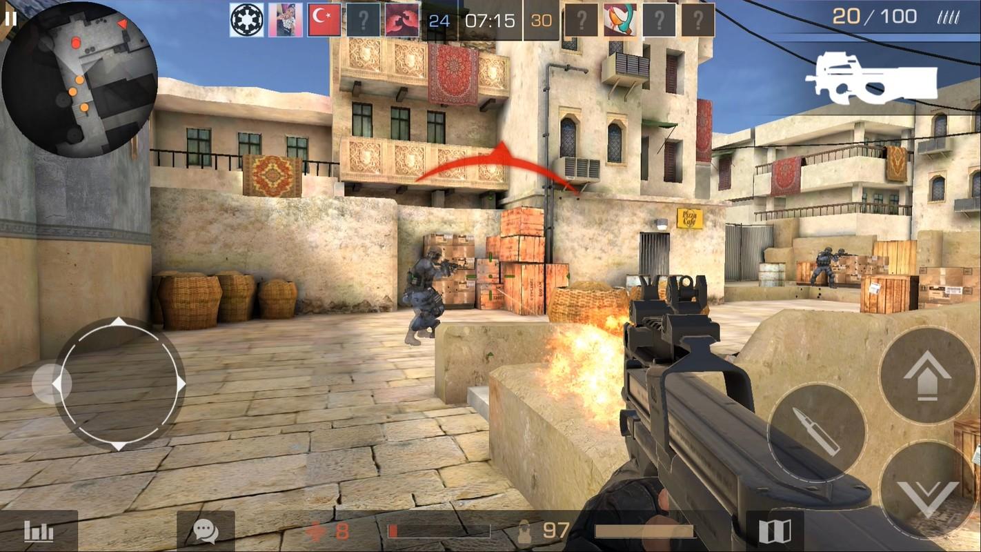 Standoff Screenshot 1